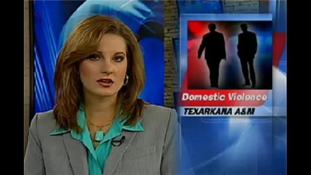 Actress Discusses Domestic Violence In Texarkana