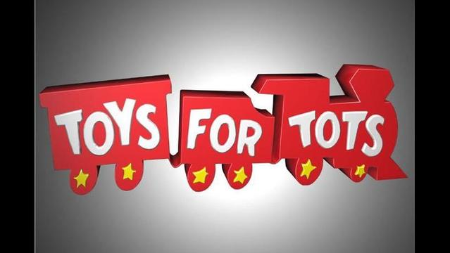 Friday is the final day to donate toys and cash to Toys for Tots