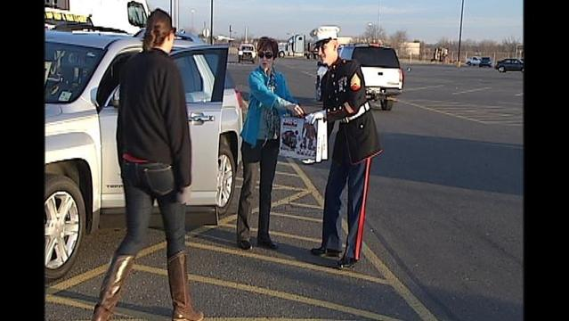 Local generosity highlighted during last day of Toys for Tots program
