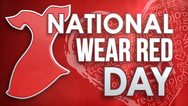 National Wear Red Day works to raise awareness, fight heart disease