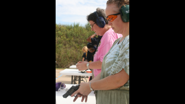 Registration underway for free ladies firearms and personal safety class