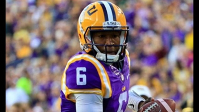 LSU Quarterback Brandon Harris plans to transfer