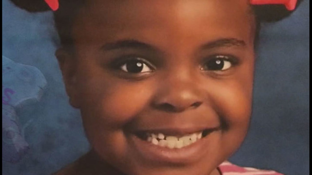 8-year-old girl shot and killed moments after car crash