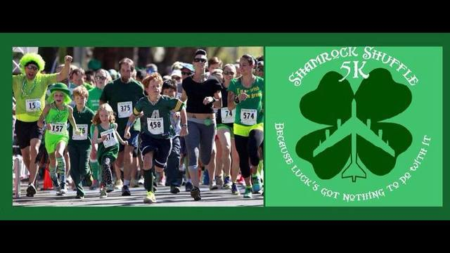 Shamrock Shuffle 5K set for Saturday, March 4th
