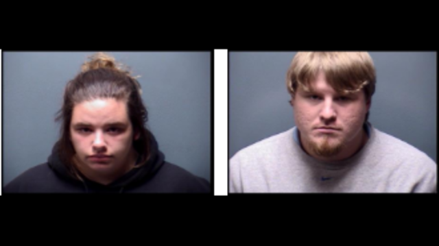 Two arrested on child pornography charges in DeSoto Parish