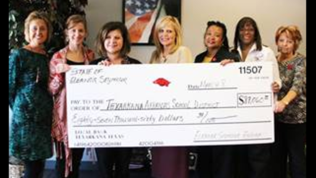 TASD receives over $87,000 gift from estate of Eleanor Seymour