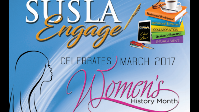 SUSLA celebrates Women's History Month with Game Changing Women in Shreveport