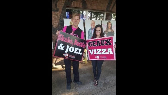 Lauren Vizza & Joel Rodgers will take part in this year's 'Dancing for the Cure'