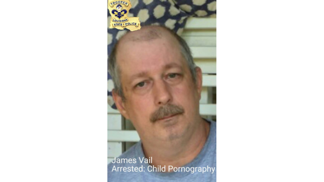 Shreveport man pleads guilty to receiving child pornography