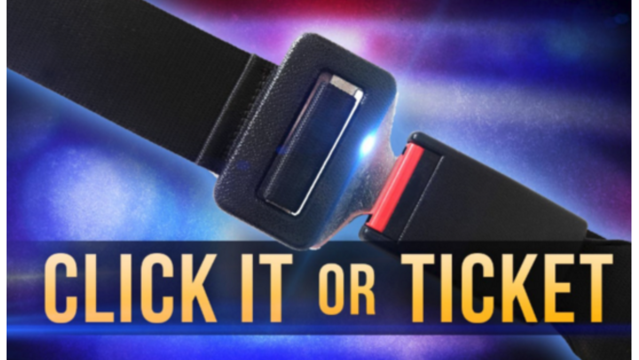 Law enforcement begins cracking down on seat-belt violators