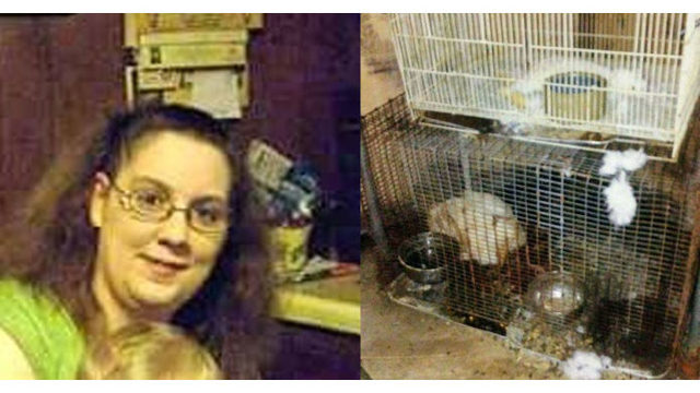 South Arkansas woman charged with animal cruelty