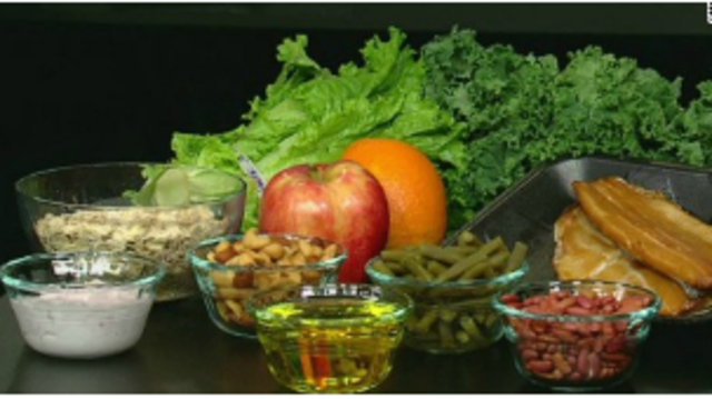Mediterranean style diet may lower your risk for dementia
