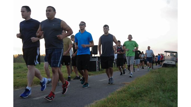 BAFB gearing up for 9/11 5K Run