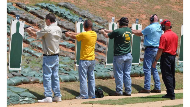 Sign up now for concealed handgun training