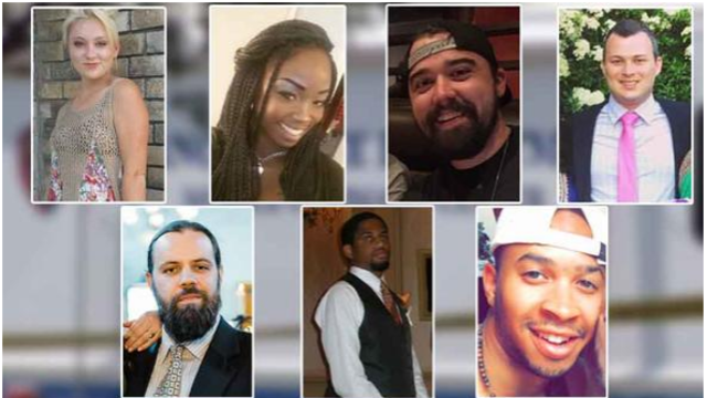 Victims of Texas mass shooting identified