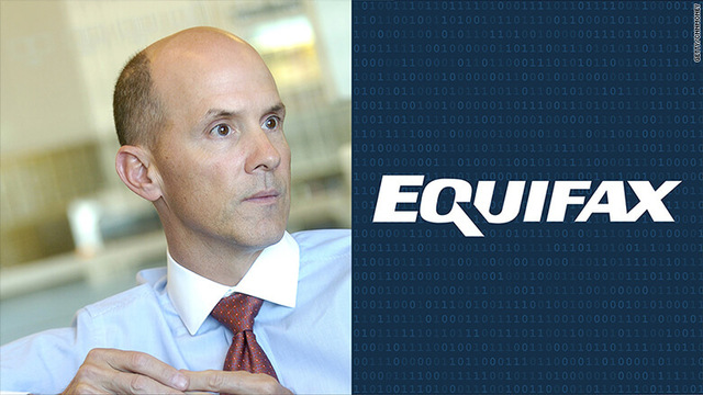Equifax CEO Richard Smith steps down after stunning data breach