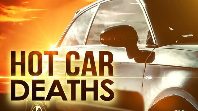 8-month-old dead after left in car for more than eight hours