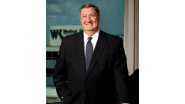 Willis-Knighton to look for successor to CEO James Elrod