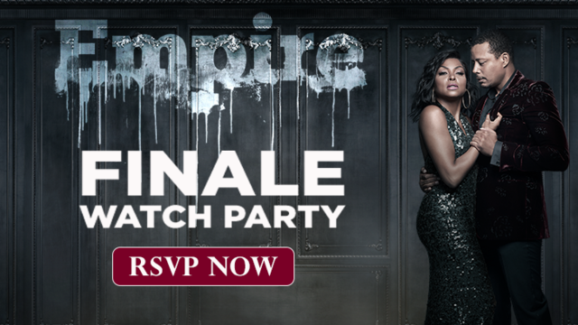 Text to win entry to the FOX 33 Empire Finale Watch Party