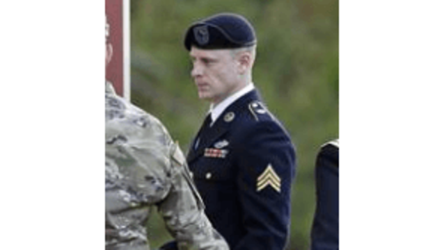 Bergdahl won't go to prison, is dishonorably discharged