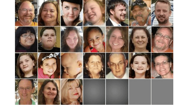 Victims identified in Texas church shooting