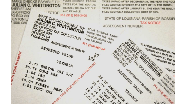 Be on the lookout for your property tax notice