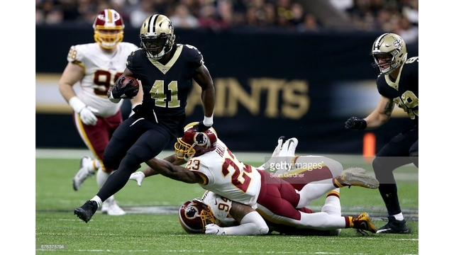 Saints win a thriller in overtime against Redskins
