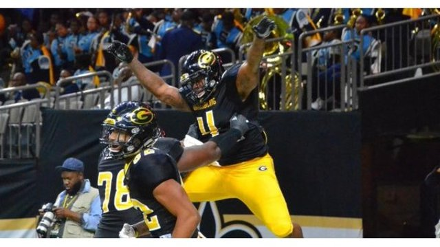 GSU wins Bayou Classic; punches ticket to SWAC Championship game