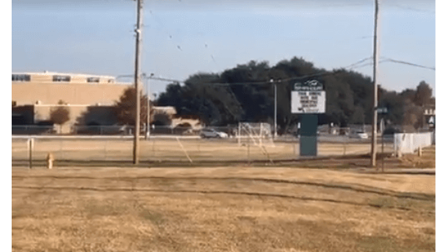 UPDATE: Authorities give all clear after threat made at local high school