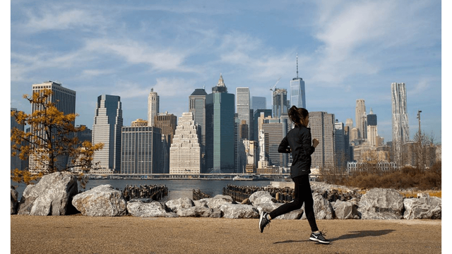 Pollution can counteract exercise benefits