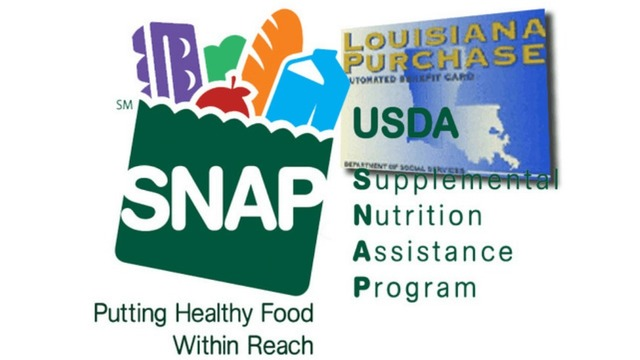 Louisiana food stamp benefits to drop for some in 2018
