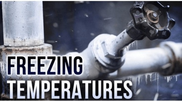 Frozen pipes a concern for KC Metro homeowners during the deep freeze