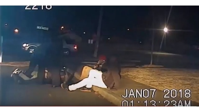 Dashcam Video Shows Arkansas Teen Firing at Cops Before He's Shot Dead