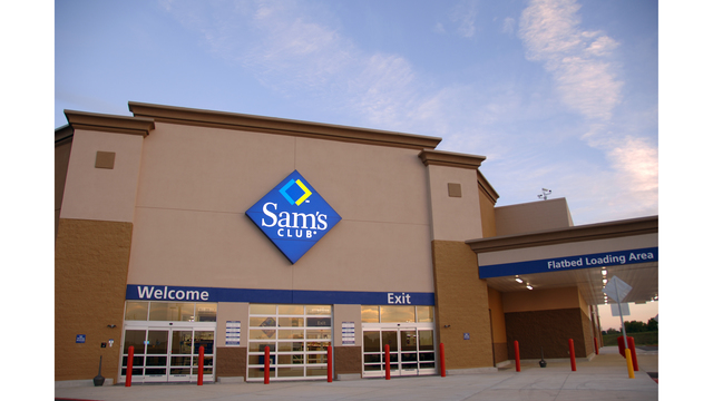 UPDATE: Walmart closing some of its Sam's Club locations