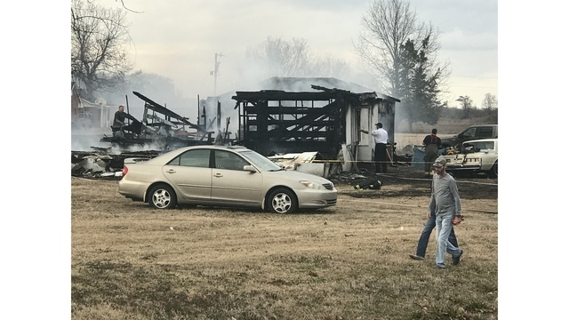 One dead in Morehouse Parish house fire