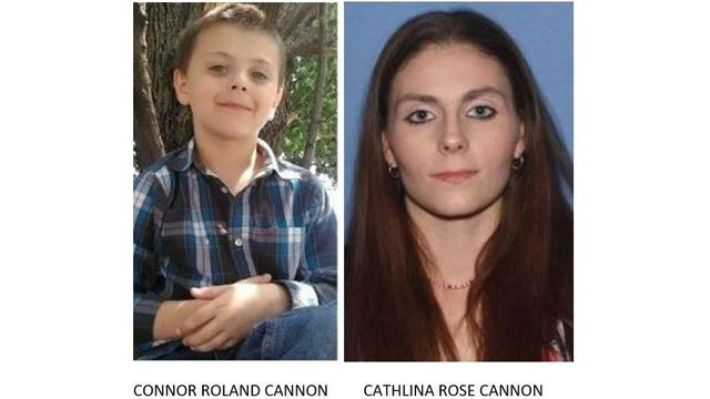 AMBER ALERT issued for missing northwest Arkansas child
