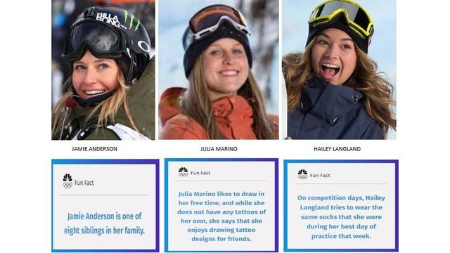 Jamie Anderson wins her second Olympic gold in women's snowboard slopestyle