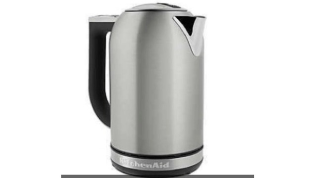 Whirlpool recalls thousands of 'at risk' kettles