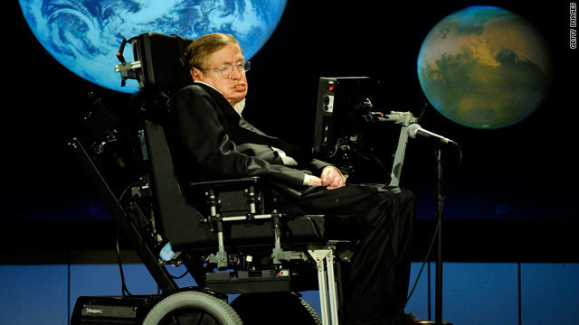 Hawking may be gone but he left some good quotes behind