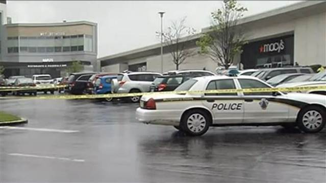 BREAKING: At Least Three People Shot Outside Mall in