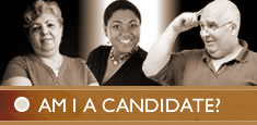 Am I a Candidate? - Surgical Specialists of Shreveport