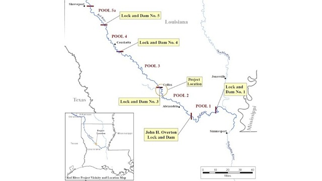 Project To Build Hydroelectric Plant On The Red River