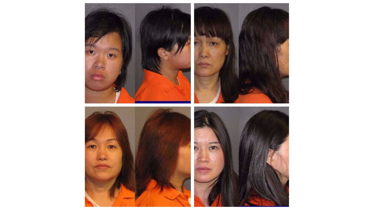 spd: tip led to prostitution arrests at massage parlors