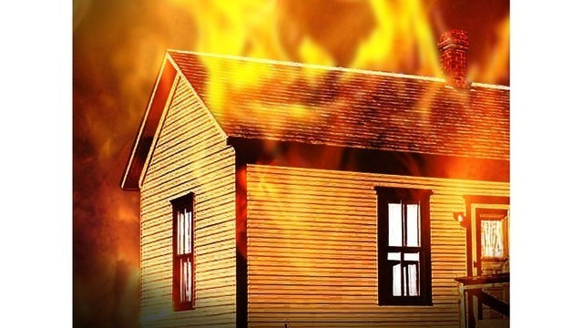 House fire injures woman, kills her pets