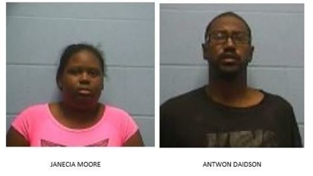 Little girl in ICU; father and girlfriend behind bars for torture, attempted murder