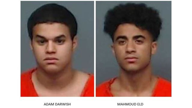 Two arrested on 28 counts of animal cruelty