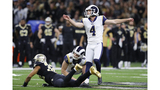 Rams beat Saints in overtime to reach the Super Bowl