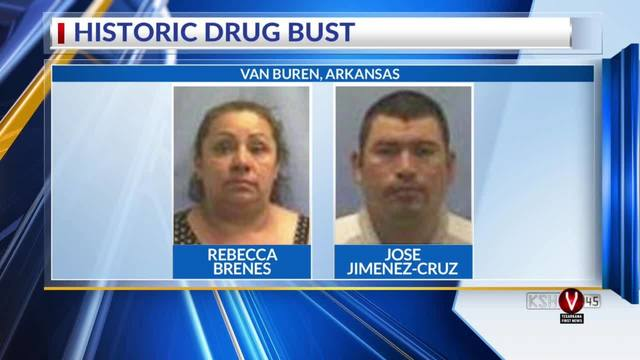 Accident investigation morphs into one of the largest drug busts in