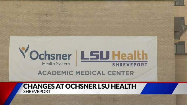 Changes underway with new partnership at LSU Health