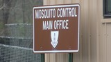 A slow increase of mosquitoes because of recent rains